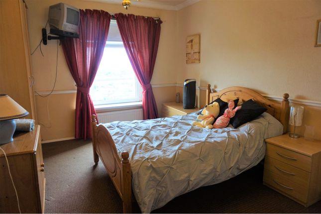 Bedroom of Albert View, Halifax HX2