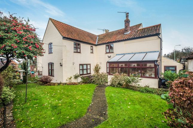 Thumbnail Semi-detached house for sale in Beccles Road, Bungay