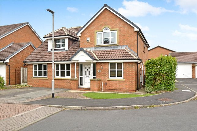 Thumbnail Detached house for sale in Hawthorne Drive, Gildersome, Morley, Leeds