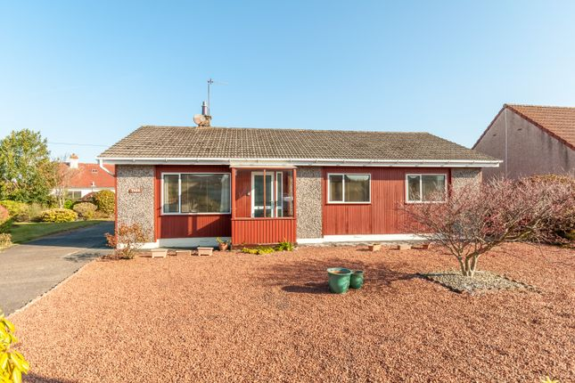 Thumbnail Detached bungalow for sale in Fellview Road, Stranraer