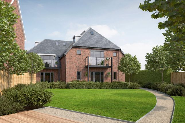 Thumbnail Flat for sale in Plot 9, The Gables, 6 Cumnor Hill, Oxford