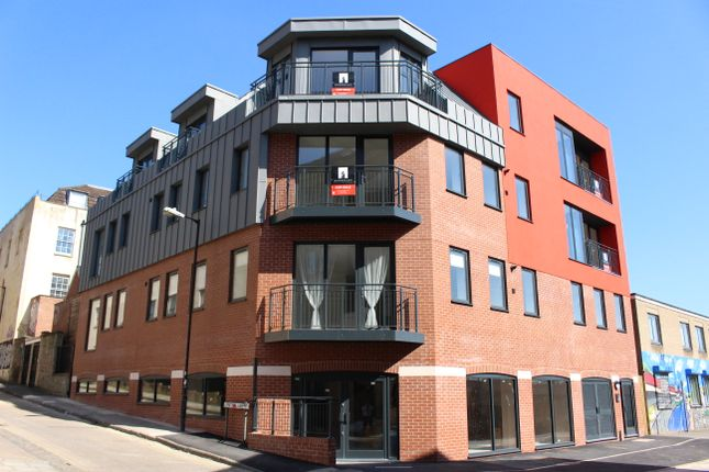 Thumbnail Flat for sale in Orange Street, St. Pauls, Bristol