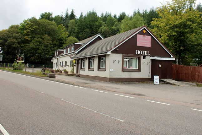 Thumbnail Hotel/guest house for sale in Aonach Mor Hotel, North Road, Spean Bridge