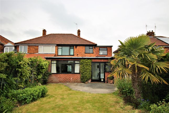 Thumbnail Semi-detached house for sale in Highthorn Road, York