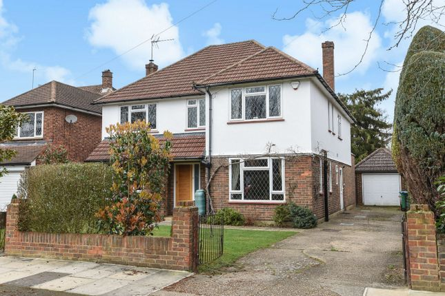 Thumbnail Detached house for sale in Ormond Crescent, Hampton