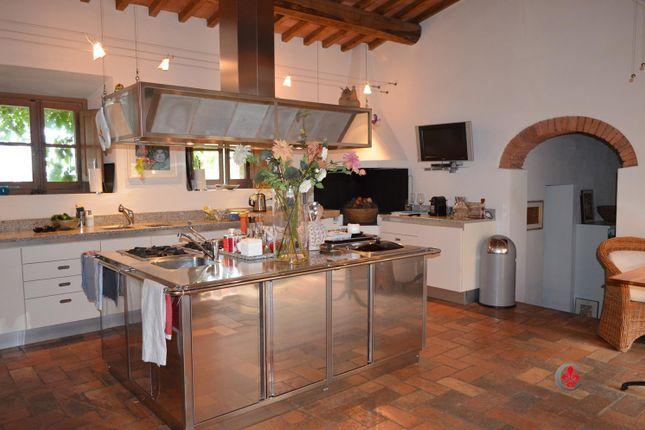 Kitchen of Montefollonico, Torrita di Siena, Tuscany, Italy