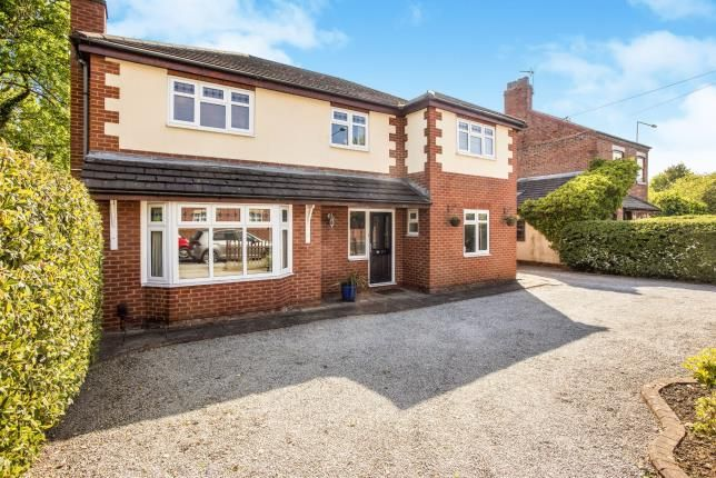 Thumbnail Detached house for sale in Slater Lane, Leyland, Lancashire
