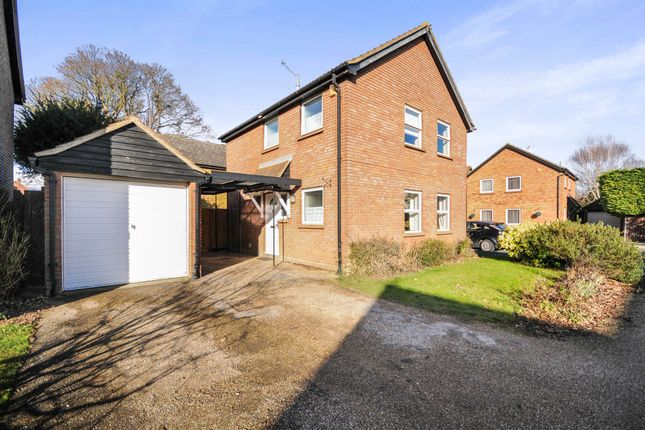 Thumbnail Detached house for sale in Hadrians Close, Witham