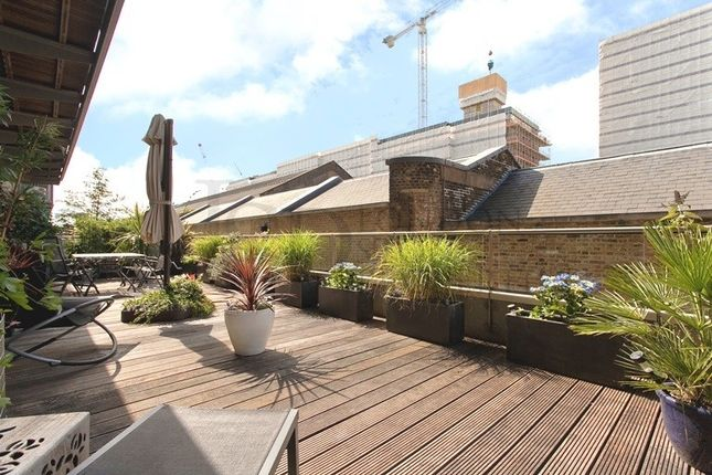 Terrace of Building 10 West Carriage Hse, Royal Carriage Mews N, London SE18