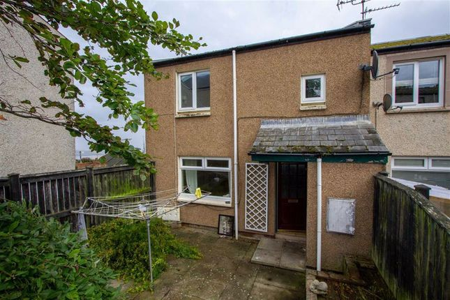 Thumbnail End terrace house for sale in Eastcliffe, Spittal, Berwick-Upontweed
