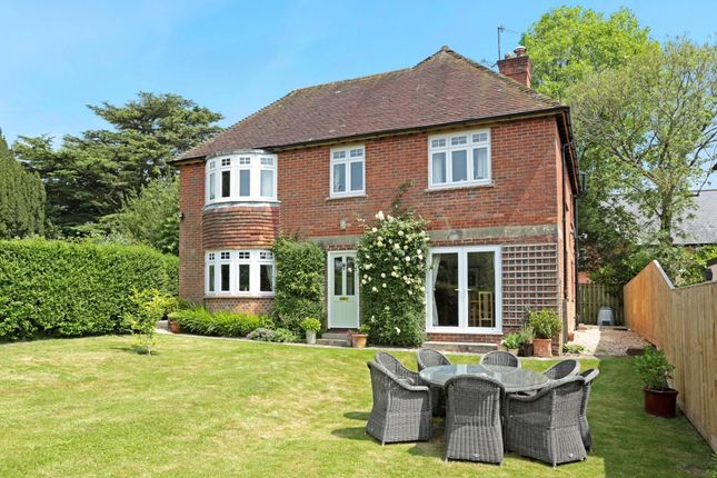 Thumbnail Detached house to rent in Leaze Road, Marlborough