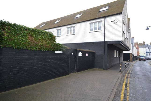 Thumbnail Flat for sale in Brownings Yard, Sea Street, Whitstable