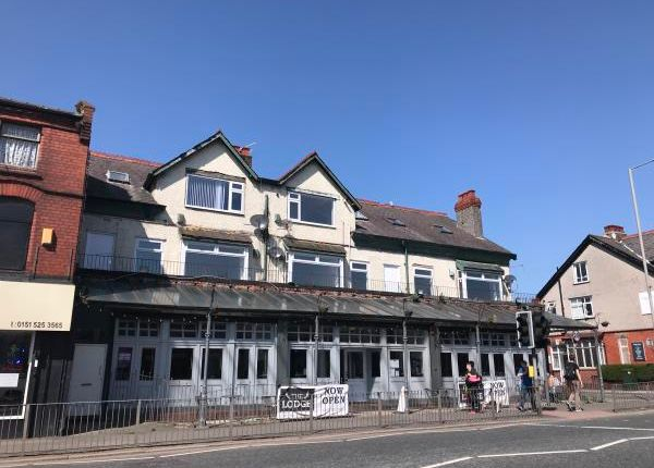Thumbnail Flat for sale in Warbreck Moor, Liverpool