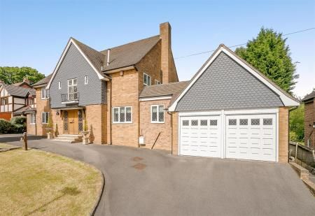 Thumbnail Detached house for sale in Meadow Hill Road, Kings Norton, Birmingham