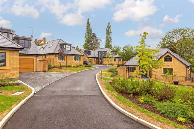 Thumbnail Detached house for sale in Royal Gate, Kingsmead, Cuffley, Hertfordshire