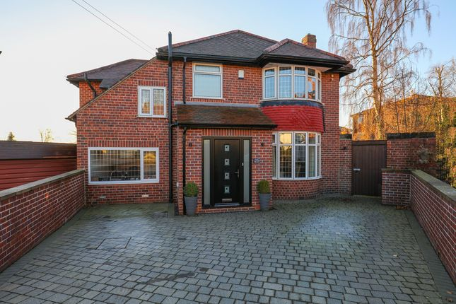 Thumbnail Detached house for sale in High Trees, Dore, Sheffield