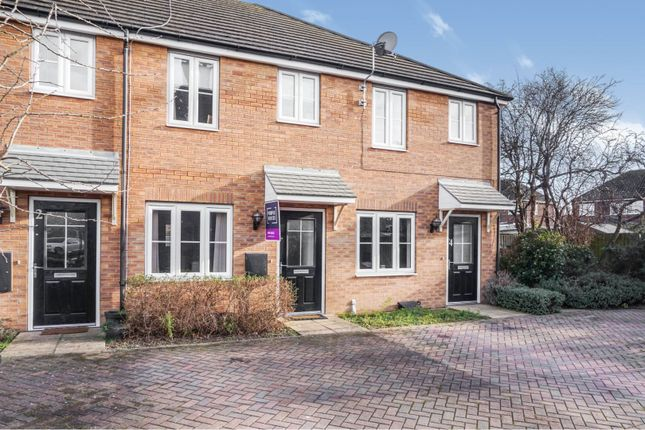 Thumbnail Terraced house for sale in James Major Court, Cleethorpes