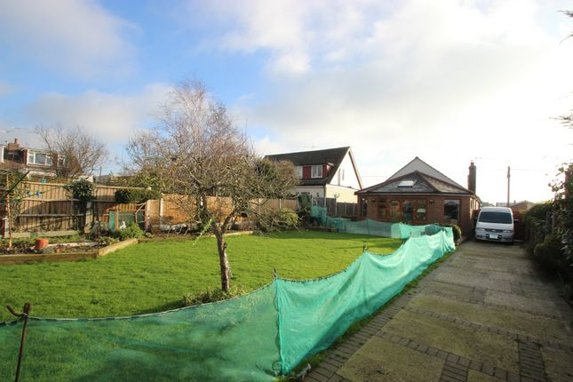 Thumbnail Detached bungalow for sale in Clifton Avenue, Benfleet