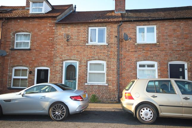Thumbnail Terraced house for sale in The Leys, Evesham