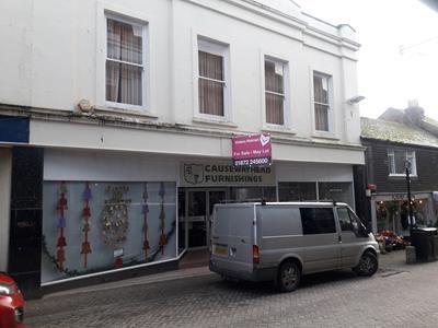 Thumbnail Retail premises for sale in 60 Causewayhead, Penzance, Cornwall
