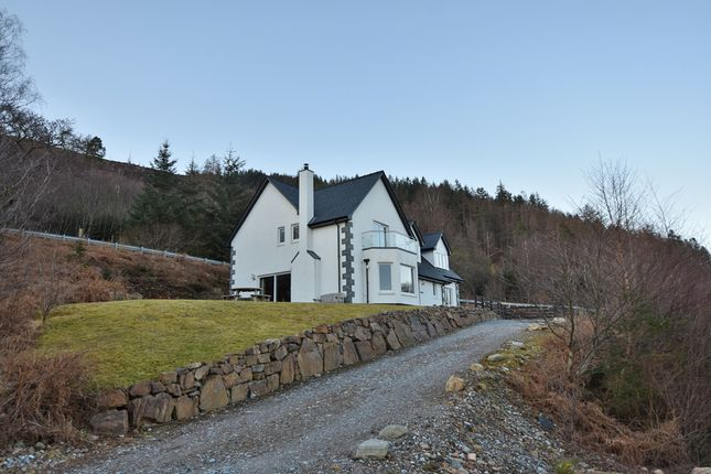 Thumbnail Detached house for sale in Gairlochy, By Spean Bridge