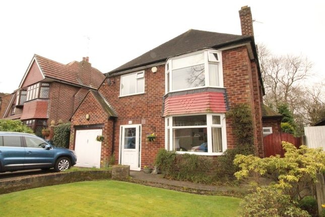 Thumbnail Detached house for sale in Homewood Road, Northenden, Manchester