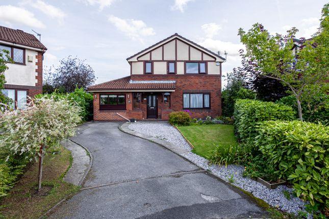 Thumbnail Detached house for sale in 5 The Heath, Ashton-Under-Lyne