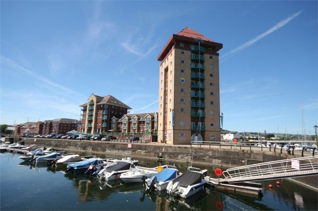 Thumbnail Flat for sale in Pocketts Wharf, Maritime Quarter, Swansea