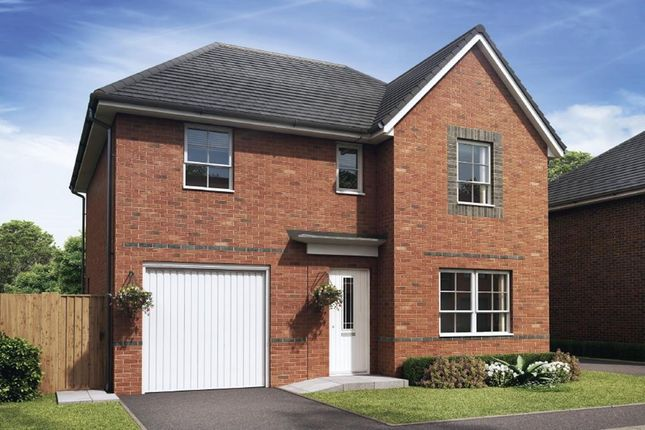 """Thumbnail Detached house for sale in """"Ripon"""" at Ruston Road, Burntwood"""