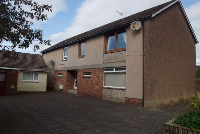 Thumbnail Flat to rent in Park Street, Fife