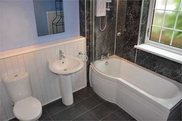 Bathroom of Dene Court, Cockshaw, Hexham NE46