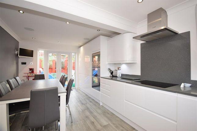 Thumbnail End terrace house for sale in Renacres, Basildon, Essex