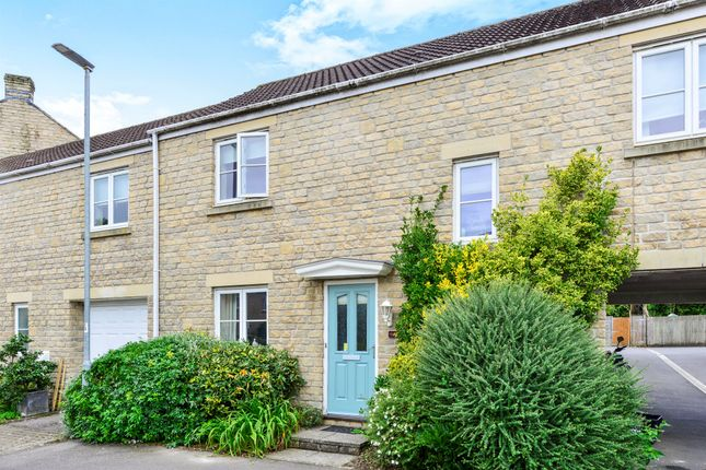Thumbnail Terraced house for sale in Marleys Way, Frome