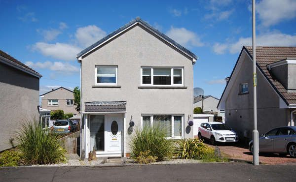 Thumbnail Detached house for sale in 6 Bells Wynd, Lanark