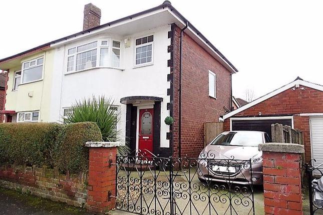 Thumbnail Semi-detached house for sale in Sion Close, Ribbleton, Preston