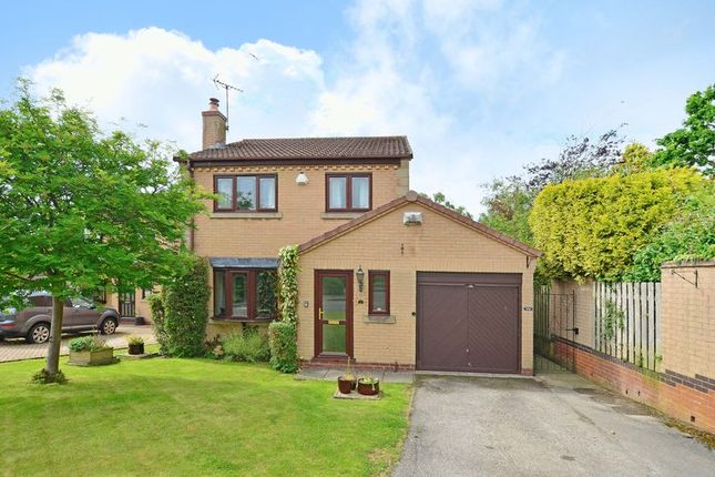 Thumbnail Detached house for sale in Southwood Avenue, Dronfield, Sheffield