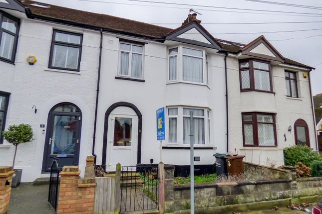 Thumbnail Terraced house for sale in Ferndale Road, Gravesend, Kent