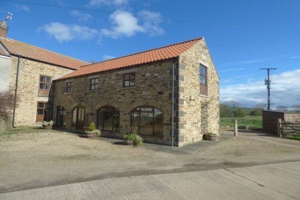 Thumbnail Barn conversion to rent in Low Moor Road, Langley Park, Durham