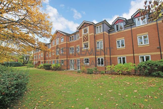 Thumbnail Flat for sale in Oak Court, Manchester