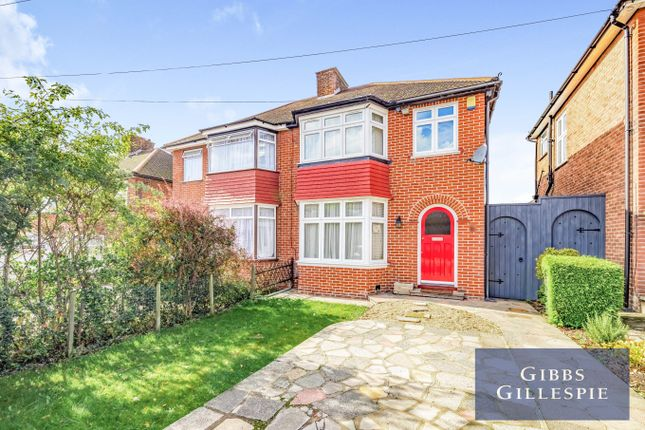 Thumbnail Semi-detached house to rent in Pickett Croft, Stanmore
