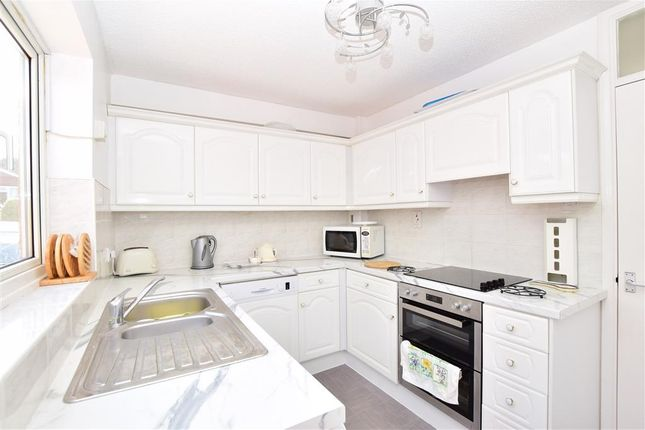 Thumbnail Detached bungalow for sale in Stoneleigh Close, East Grinstead, West Sussex