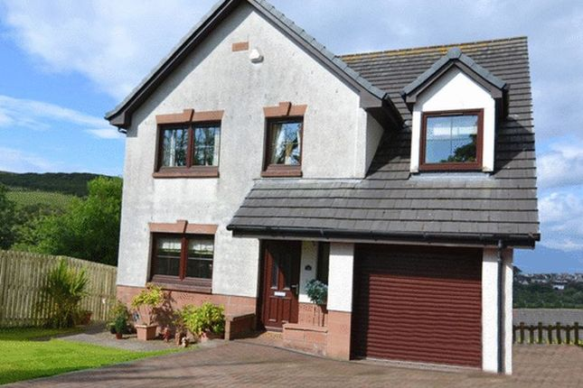 Thumbnail Detached house for sale in Ardrossan High Road, West Kilbride
