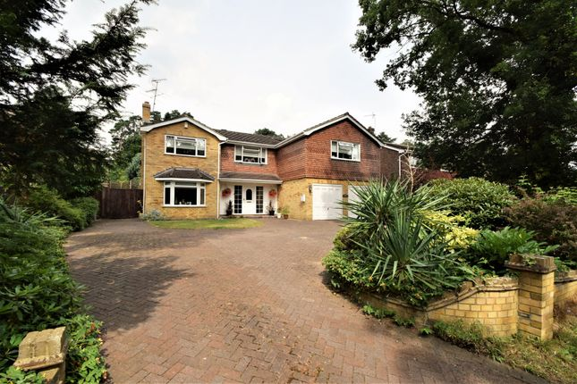 Thumbnail Detached house for sale in Robin Lane, Sandhurst