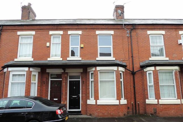 Thumbnail Terraced house for sale in Gainsborough Street, Salford