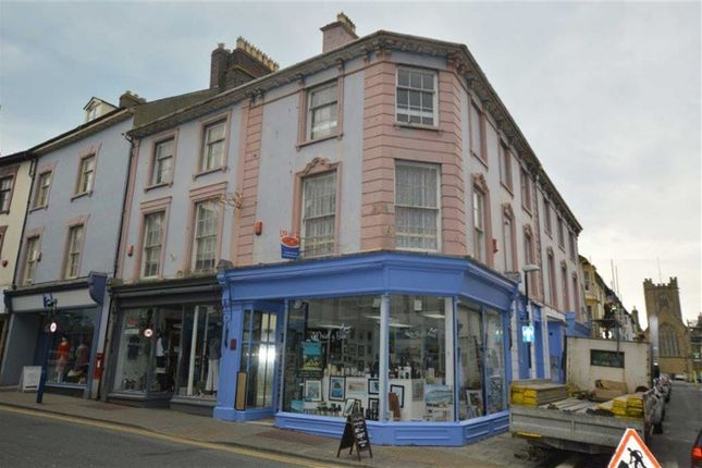 Thumbnail Property for sale in 16-18 Pier Street/ 2 New Street, Pier Street, Aberystwyth, Ceredigion