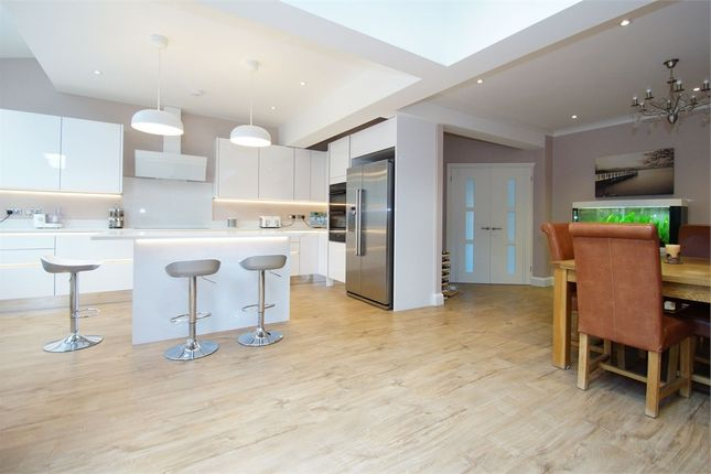 Thumbnail Semi-detached house for sale in Faraday Avenue, Sidcup, Kent