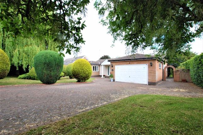 Thumbnail Detached bungalow for sale in Pembroke Drive, Ponteland, Newcastle Upon Tyne