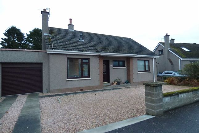 2 bed bungalow for sale in Mount Melville Crescent, Strathkinness, Fife