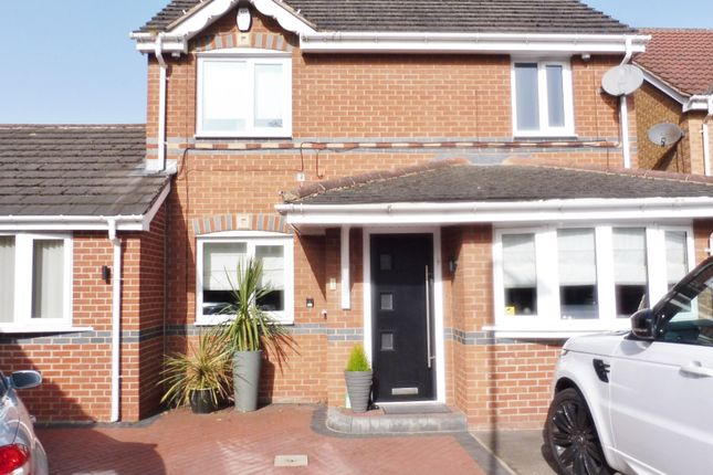 Thumbnail Detached house for sale in Dunford Court, Wath Upon Dearne