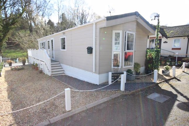 Thumbnail Detached bungalow for sale in Bryn Gynog Caravan Site, Hendre Road, Conwy